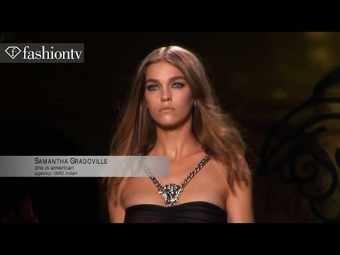 Samantha Gradoville and Zlata Mangafic- Models at Spring/Summer 2014 Fashion Week | FashionTV
