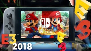 How SMASH players are waiting for the E3 2018 invitational!