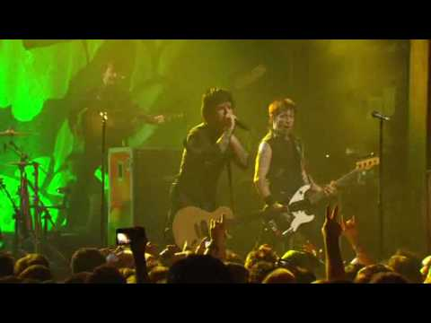 Green Day - The Static Age (live Ny 05.19.2009, The List Show) video