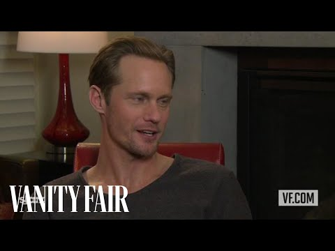 Alexander Skarsgrd on The East