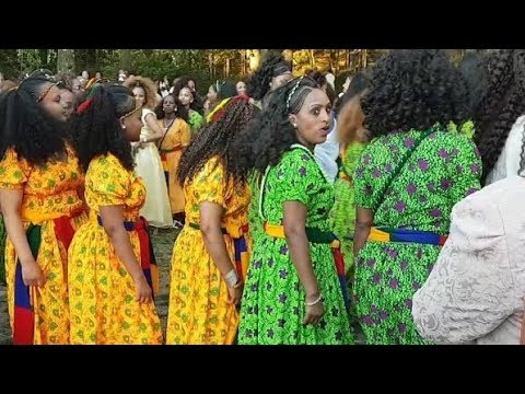 The Celebration Of Asehenda In Kuwait | Ethiopians In Kuwait
