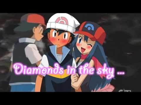 ☆shine Bright Like A Diamond   Pearlshipping [ash X Dawn] ☆ video