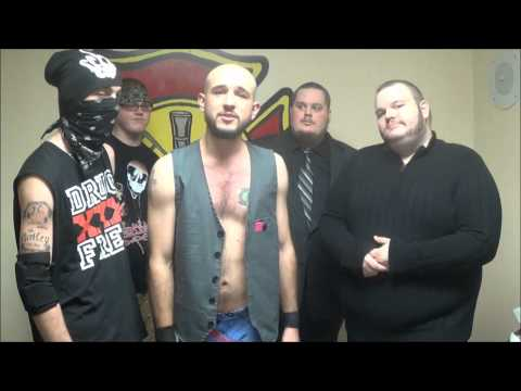 Aftermath of UWA New Years Bash in Milton, WV 01/18/2014