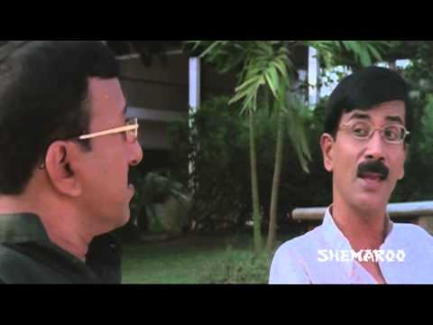 Manchi Mitrulu Comedy Scenes - Chinni Jayanth planning to trap...