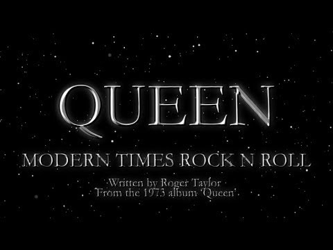 Queen - Modern Times Rock N Roll