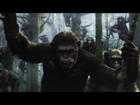 혹성탈출: 반격의 서막 예고편(Dawn of the Planet of the Apes Trailer, 2014)