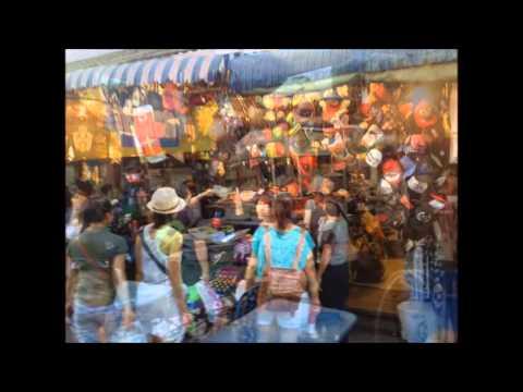 Chatuchak Market Walk around , Bangkok, Thaiand