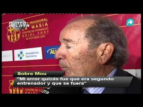 Núñez sobre Mourinho