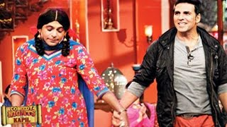 Sunil Grover RETURNS as Gutthi on Comedy nights with Kapil 2nd August 2014 SPECIAL EPISODE