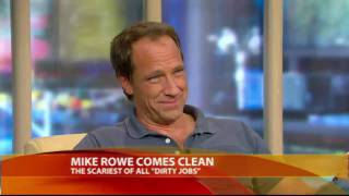 Mike Rowe Comes Clean
