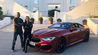 RORY REID: Donuts in the New BMW M850i