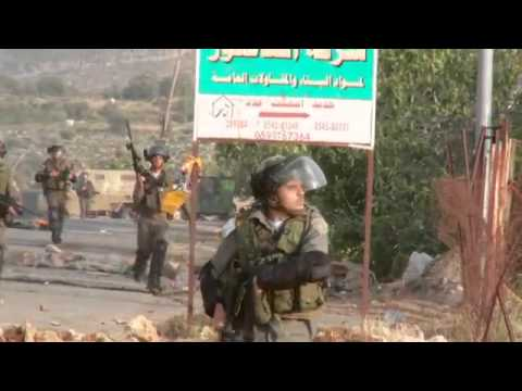 Israeli Occupation Forces Shoot Irish Activist 6 Times, 2-05-2013