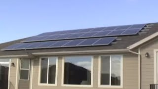 How to make a Solar Panel ? How to Install Solar Panels Your Home ? - Education 2014 ᴴᴰ