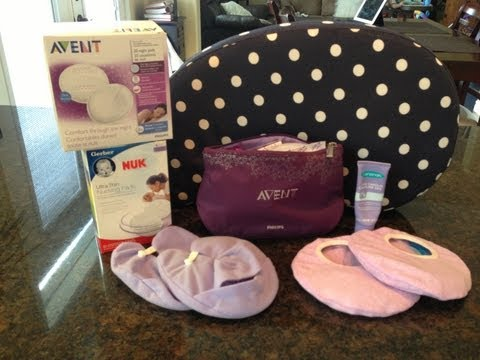 Breastfeeding Essentials And Products You Won't Want To Do Without! video