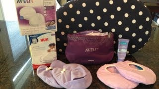 Breastfeeding essentials and products you won