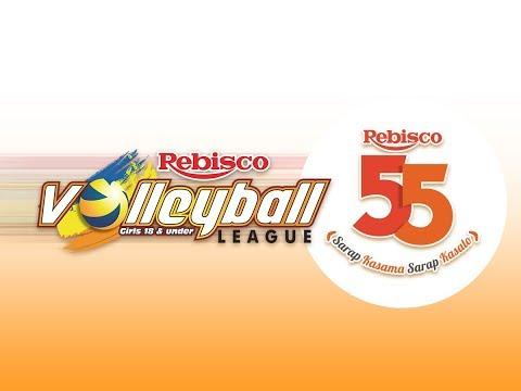 Rebisco Volleyball League Nov.18.2018 Match 7 USJ vs UMT