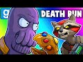 Gmod Death Run Funny Moments - Avengers Endgame TRUE Ending!