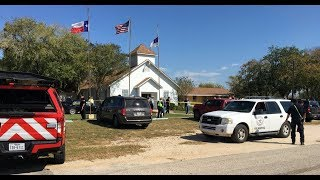 28 Crissed-Insaners Killed Sutherland Springs TX Baptist, Likely By Fellow Anti-Reality Crissed-Insa