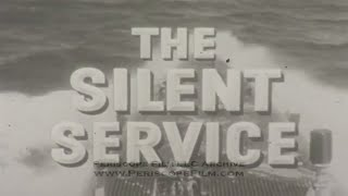 SILENT SERVICE TV SHOW Episode TIRANTE PLAYS A HUNCH 8297