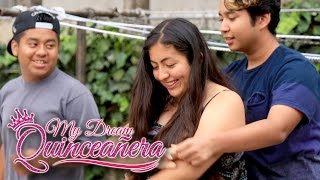 Dessert Fails, Nails, and Choreo Details - My Dream Quinceañera - Luz Ep 4