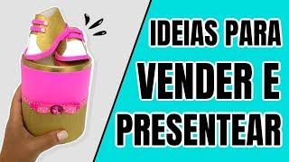 DIY - Ideias incríveis em E.V.A para fazer, vender ou presentear