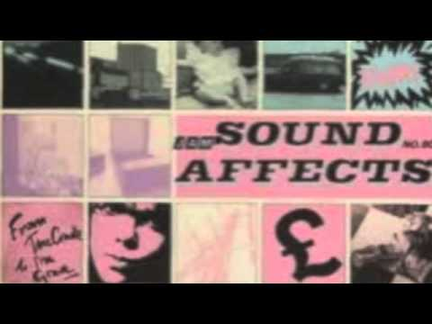 The Jam - Sound Affects - Scrape Away