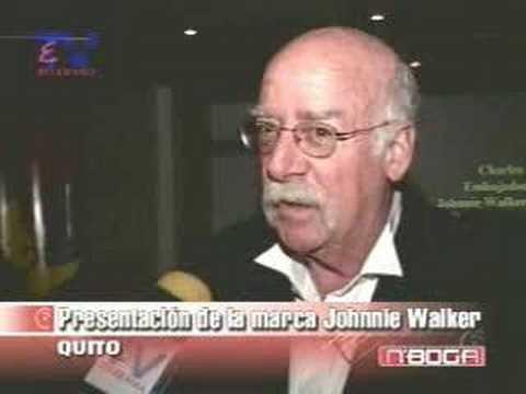 Presentación de la marca Johnnie Walker