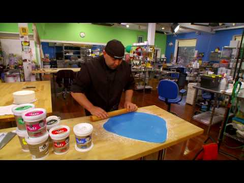 Duff Goldman by Gartner Studios- Fondant Basics