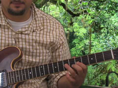 0 Guitar Scales   Learn How to Solo   Minor Pent Root on A