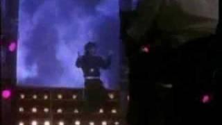 Michael Jackson hair on fire