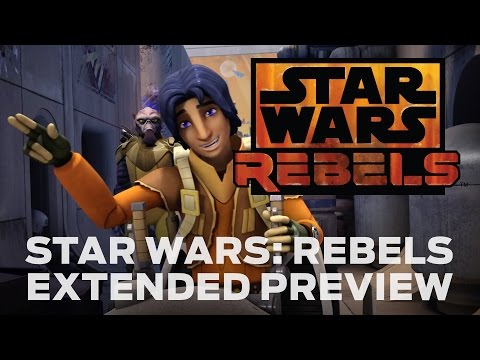Star Wars Rebels: Extended Preview (Official)