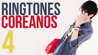 download lagu Ringtones Coreanos 4 gratis