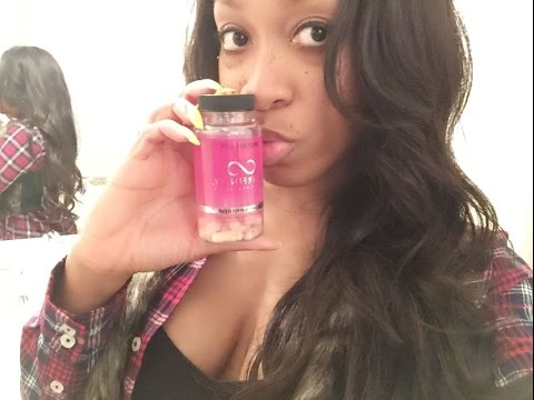 My 30 Day Experience with Hairfinity (Keaira LaShae) WATCH BEFORE YOU BUY!!!