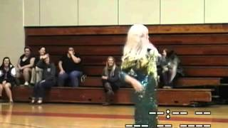 High School Womanless Pageant