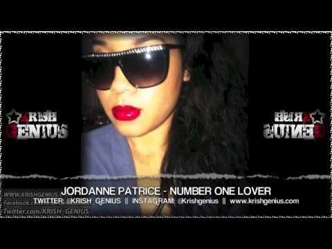 Jordanne Patrice - Number One Lover [4Play Riddim] April 2013