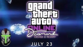 GTA ONLINE CASINO DLC LIVE SPENDING SPREE