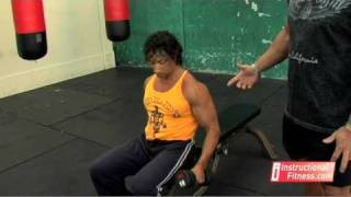 Instructional Fitness - Dumbbell Curls