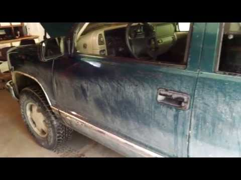 1994-1999 Chevy Silverado 4WD problems