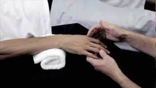 How to Scan the Elbow, Wrist and Hand with Ultrasound