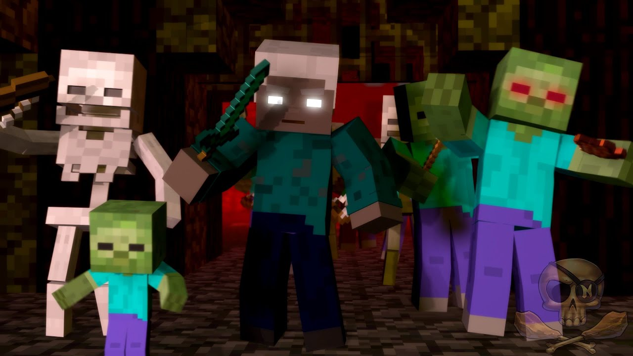 Minecraft song enchanted - 3