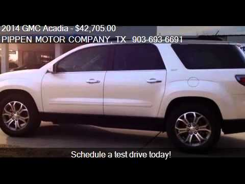 2014 GMC Acadia SLT for sale in Carthage, TX 75633 at PIPPEN