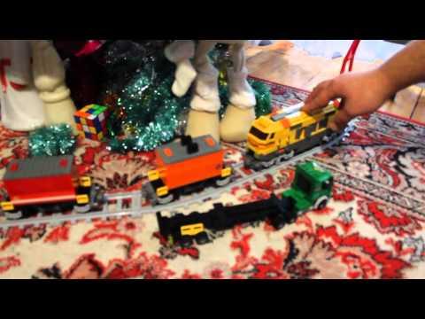 Обзор Ausini Поезд 25004 сделано в китае Lego Лего