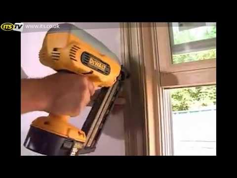 Dewalt  DC618KB Cordless Finish Nailer - ITS TV