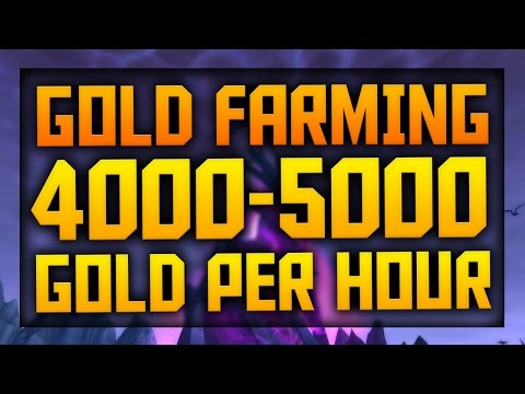 WoW Gold Guide 6.2.3 - Farming Bastion of Twighlight and Volatile Water - WoD 6.2 Easy Gold guide