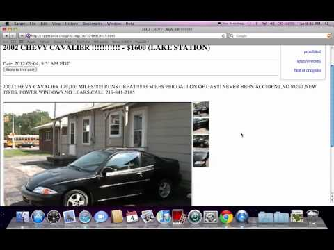Cars For Sale In Muncie Indiana On Craigslist