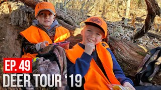 KIDS GO DEER HUNTING! - FAMILY TRADITION