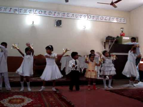 CHURCH OF GOD YPE SUNDAY SCHOOL ANIVERSARY BHILAI 2009