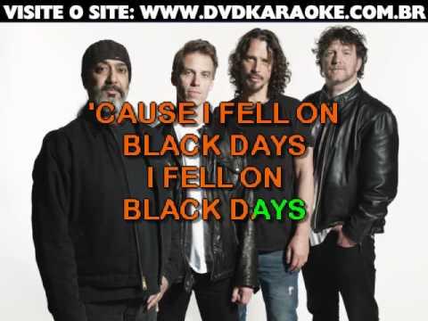 Soundgarden   Fell On Black Days