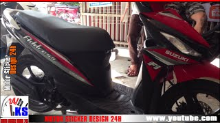 Suzuki address 2015 - All new suzuki address 110fi