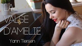 Yann Tiersen - La Valse d'Amelie | Piano cover + Sheet Music